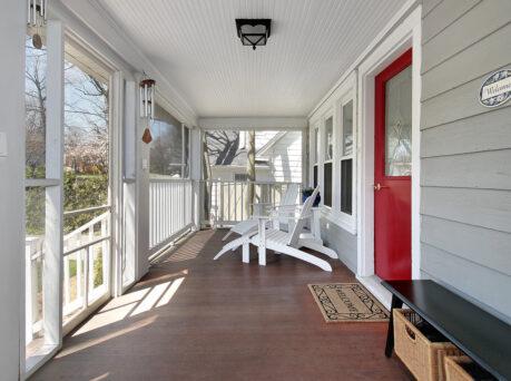 build a porch rye nh