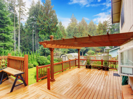 replace a deck Portsmouth nh
